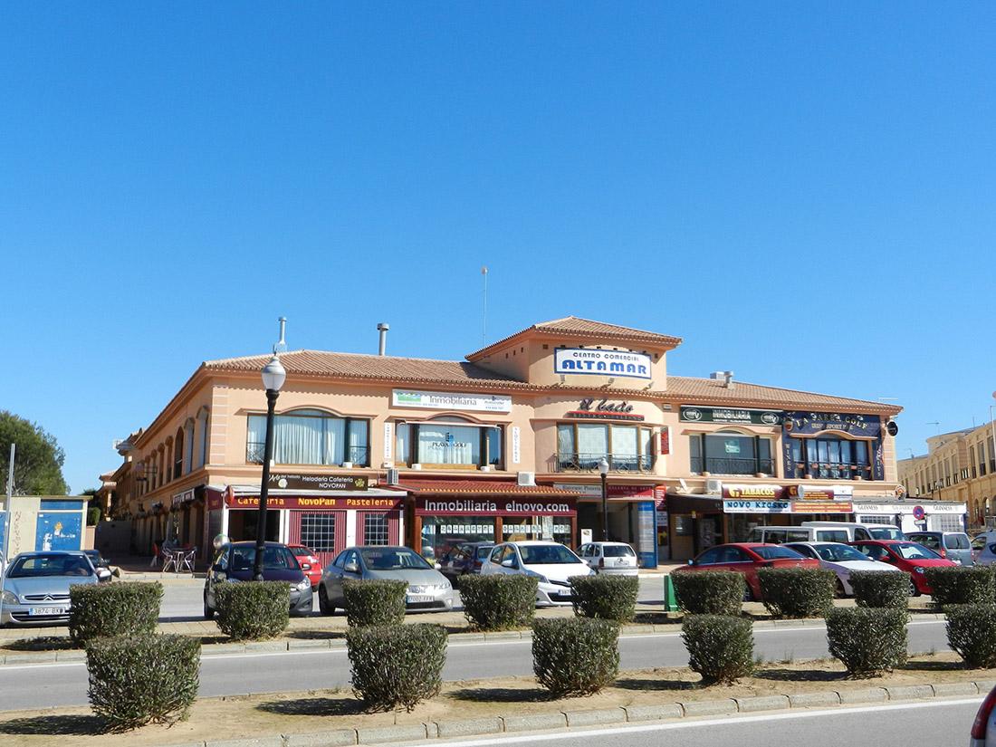 Centro Comercial Altamar