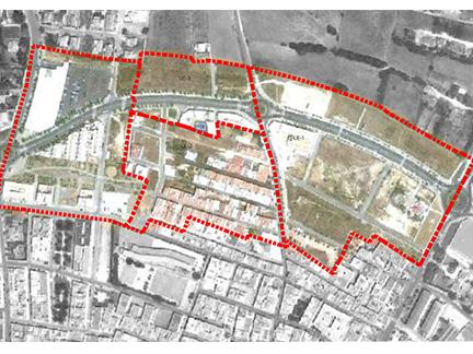 Planeamiento sector SLV-3 Las Ánimas