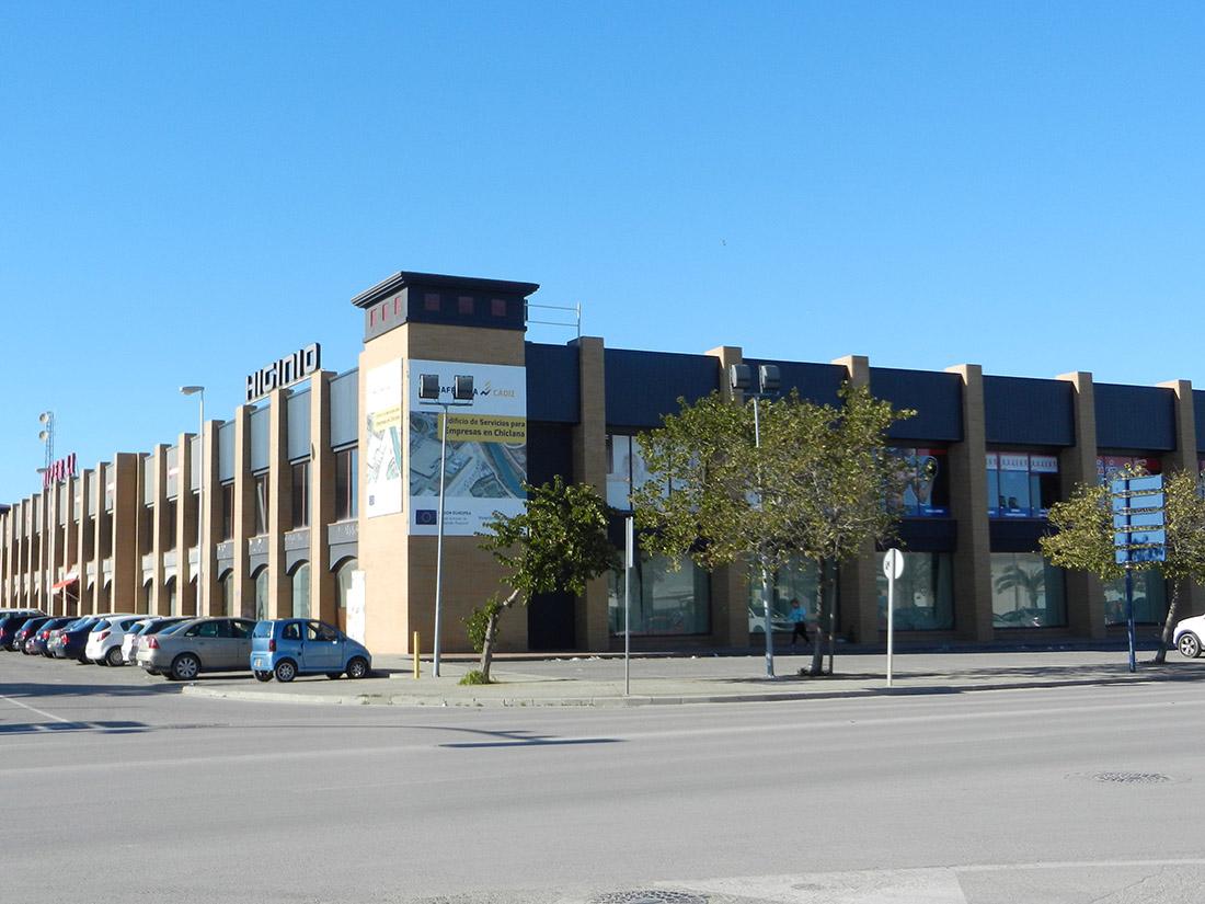 Centro Comercial Avenida de los Descubrimientos