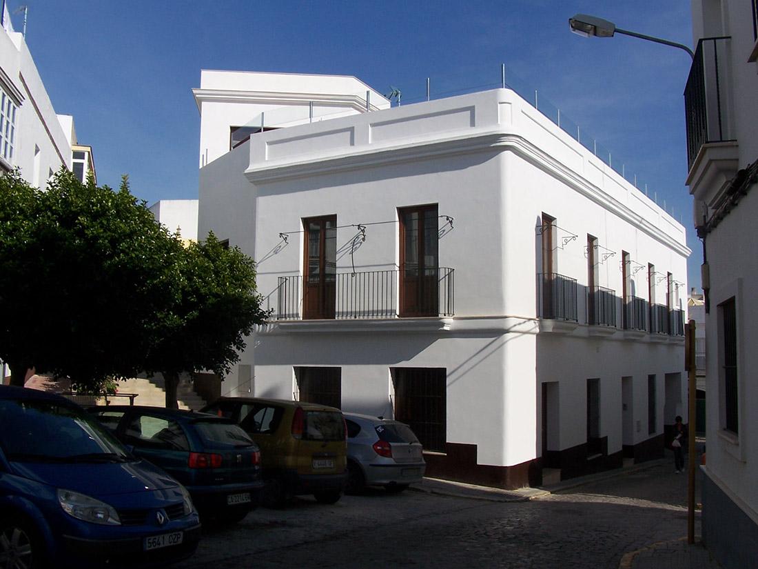 Rehabilitación calle Huerta Chica