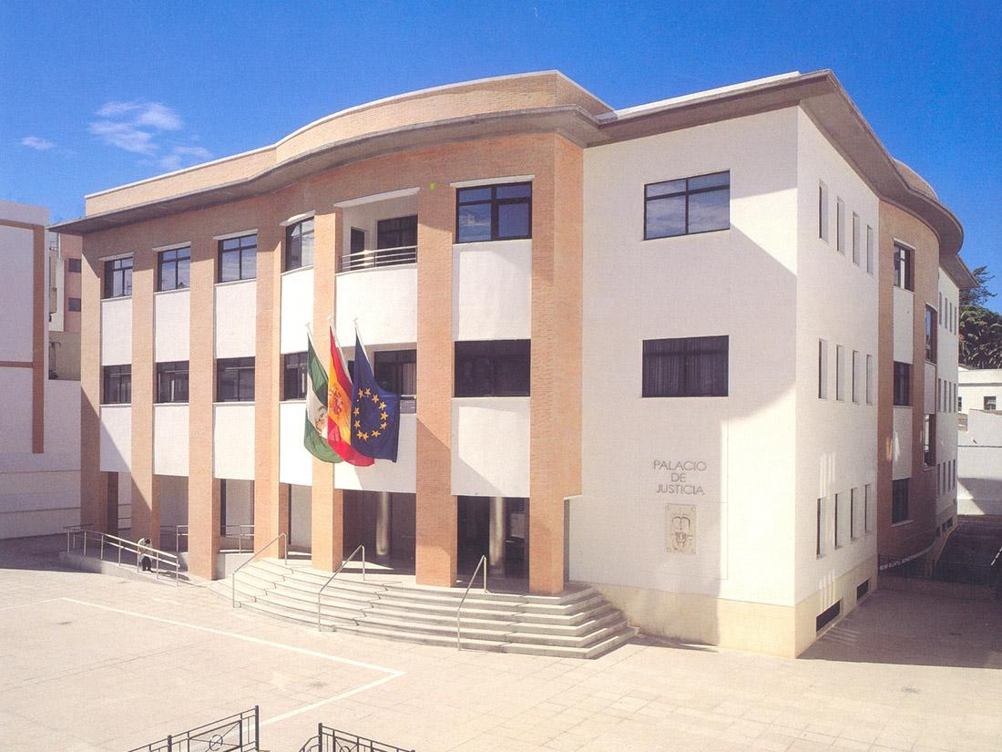 Juzgados Chiclana de la Frontera
