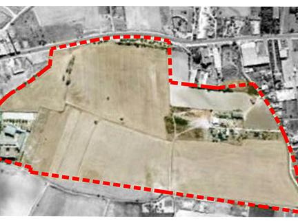 Planeamiento Sector 11 La Pedrera