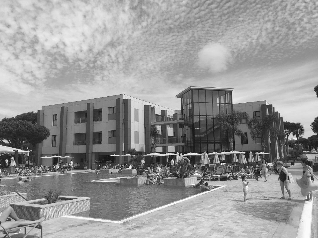 Ampliación hotel Barrosa Garden